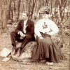 Thumbnail image for Worley Herschel Carter, Sarah Elizabeth (Pannell) Carter and Family
