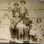 Thumbnail image for George FLANARY, Sarah FIELDS and Family