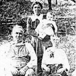 Thumbnail image for Ira, Nancy Minnie and Martha WALLEN ROBINETTE
