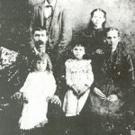 Thumbnail image for Martha BARNETT, Napoleon BARNETT and Family