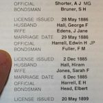 Thumbnail image for A Marriage List