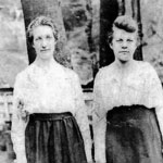 Thumbnail image for Virgie and Ethel TAYLOR
