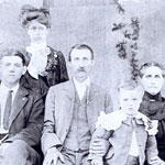 Thumbnail image for Unknown, possibly Webb, Bloomer, Bledsoe, Neely