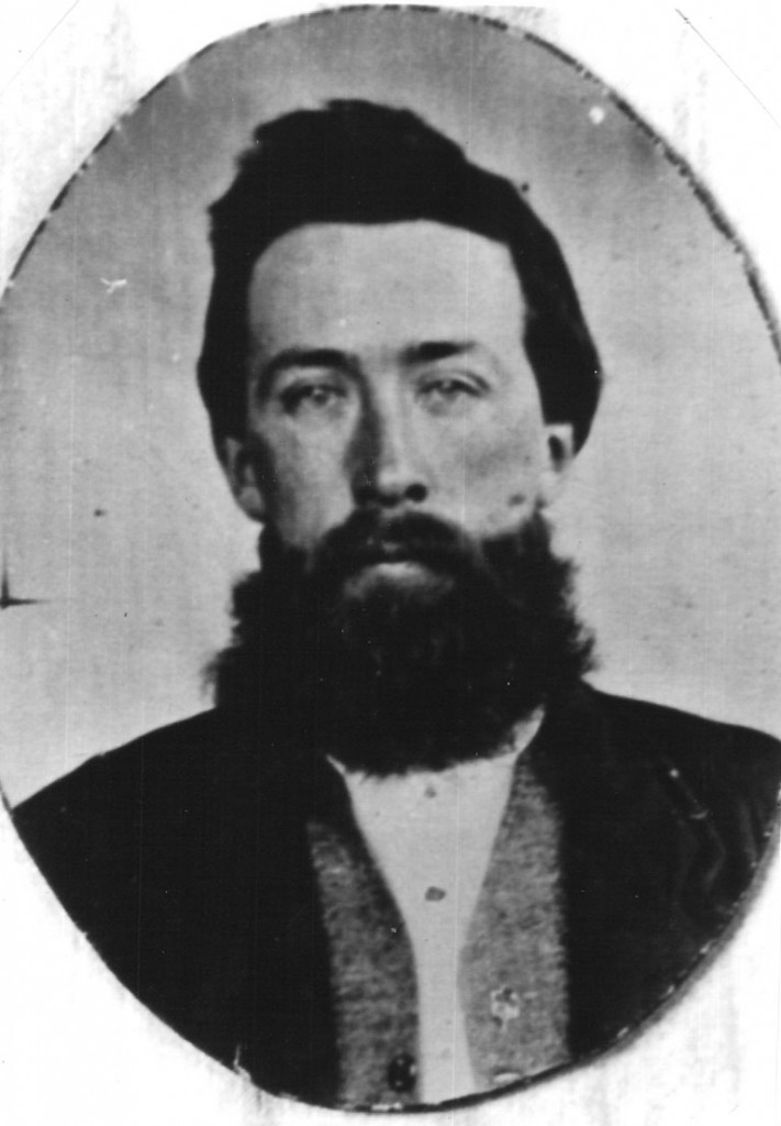 John Miller, son of Daniel and Katherine Booher Miller.