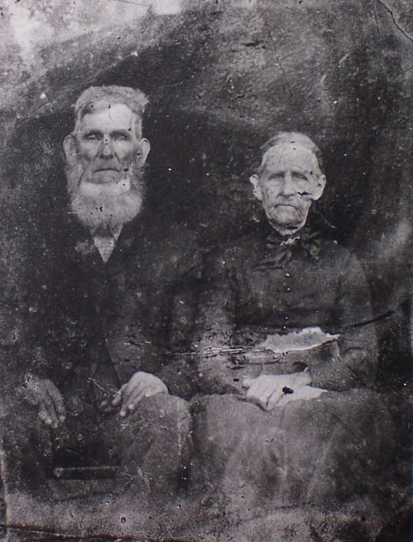 "William ""Billy"" Bishop and Jane Baker Bishop"
